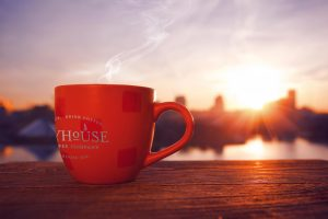 JoyHouse Morning Coffee Sunrise