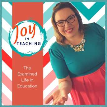 The Examined life in Education Joy in Teaching founder and consultant Dr. Tiffany Carr