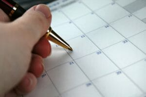 Set a date for something to look forward to and it will boost you through the tough times as a teacher