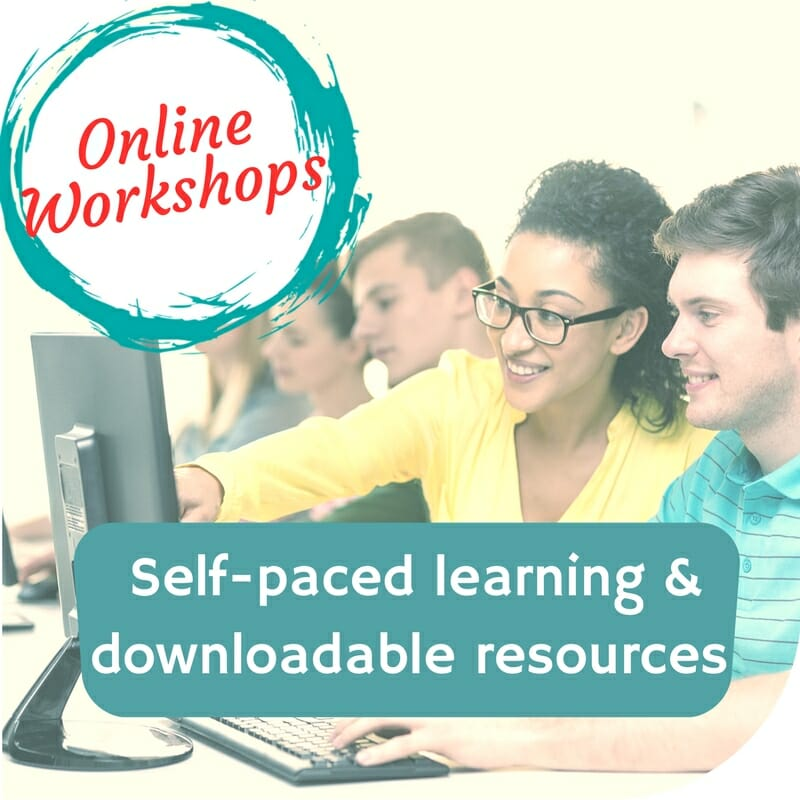 Online Workshop from Joy in Teaching