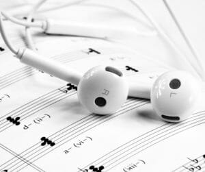Use Music to Your Advantage to Find the Calm in A Hectic School Day