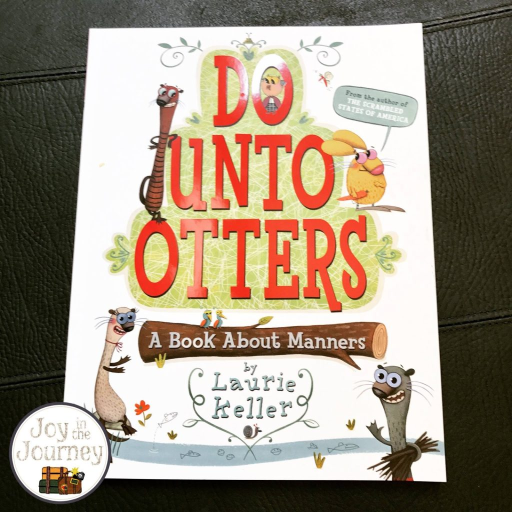 Do Unto Otters Treating Others The Way We Want To Be Treated