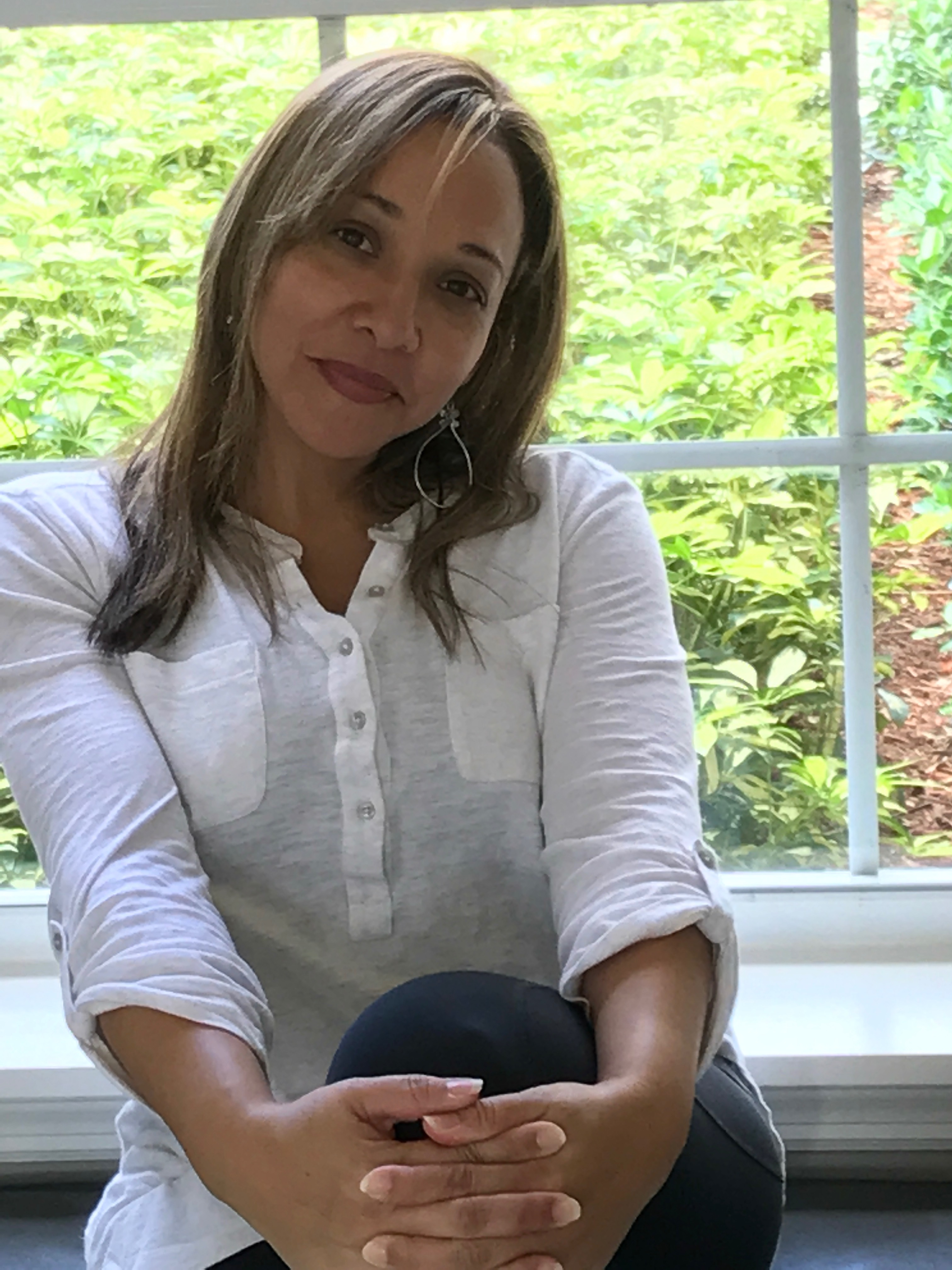 d0dcafd881fb1 Desiree is intent on Making Joy Contagious on her blog. Hear part of her  story about seeking joy even in incredible physical pain