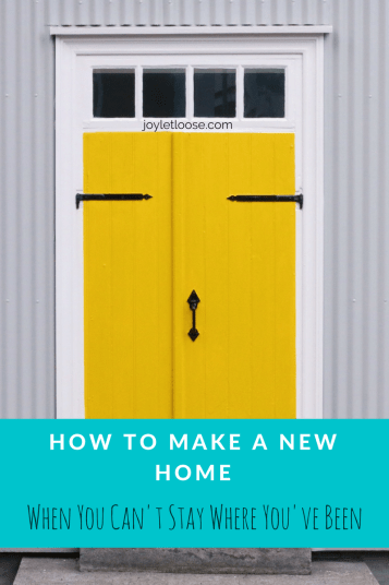How to Make a New Home