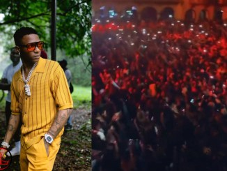 Chicago You Got My Heart – Wizkid Says After Fans Pulled Out In Their Numbers For Him (Video)