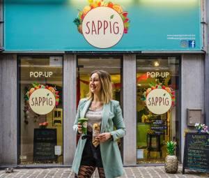 Devanture de Sappig - Commerçant Joyn