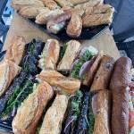Exemple de sandwich chez Le Petit Parisien commerçant Joyn