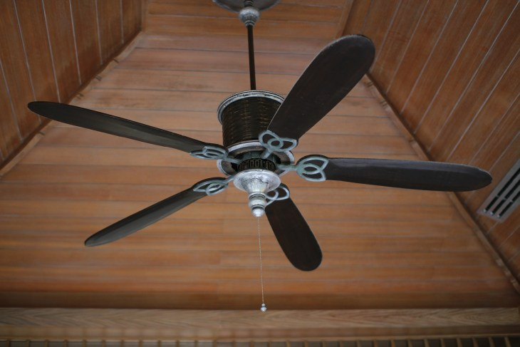 Joyner Electric & Security Installs Ceiling Fans