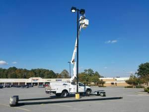 Parking Lot Lighting Repair