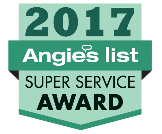 Joyner Electric & Security, Inc. Earns Esteemed 2017 Angie's List Super Service Award
