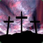 Melhor logotipo do aplicativo de toques cristãos