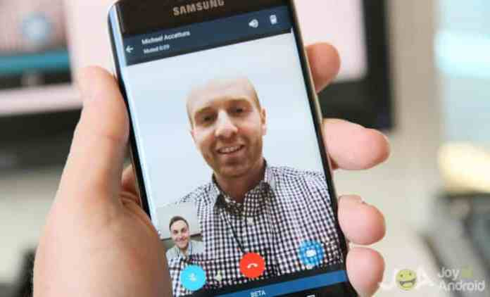 Android Video Call