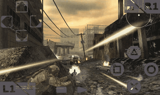 Jogue a interface do emulador PS2
