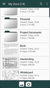 Limpar Scanner - Organize Folder - Melhor Scanner App para Android