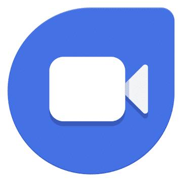Melhores aplicativos VoIP e aplicativos SIP para Android - Google Duo - Logo