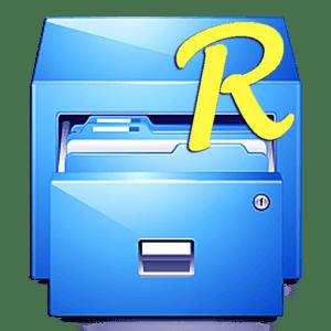logotipo do root explorer