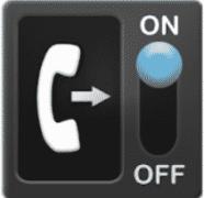 Aplicativos de encaminhamento de chamadas para Android
