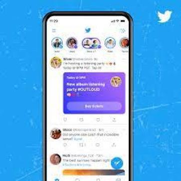app clubhouse em espaços alternativos do Twitter para Android