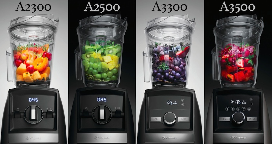 vitamix ascent series review a2300 a2500 a3300 and a3500 - Vitamix Blenders