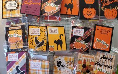 Paper Pumpkin September 2020 – Lets Save Halloween
