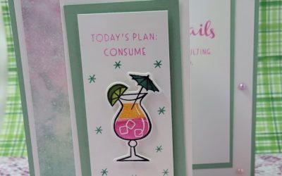 Fun Fold Nothings Better Than Card #stampinup