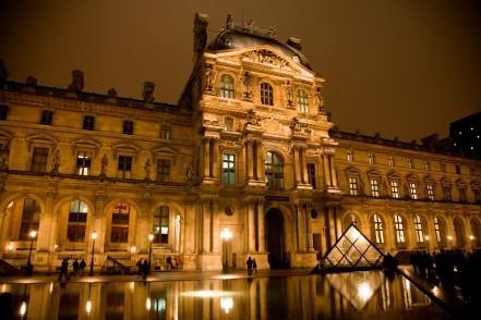 Click on to The Louvre