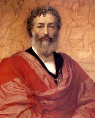 1880_Frederic_Leighton_-_Self_portrait