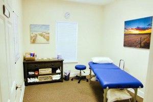 Treatment room #1