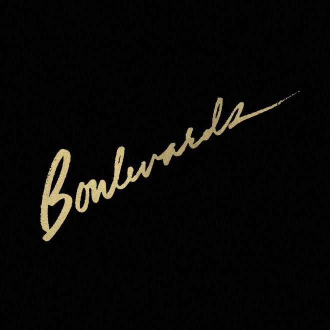 Boulevards EP Cover