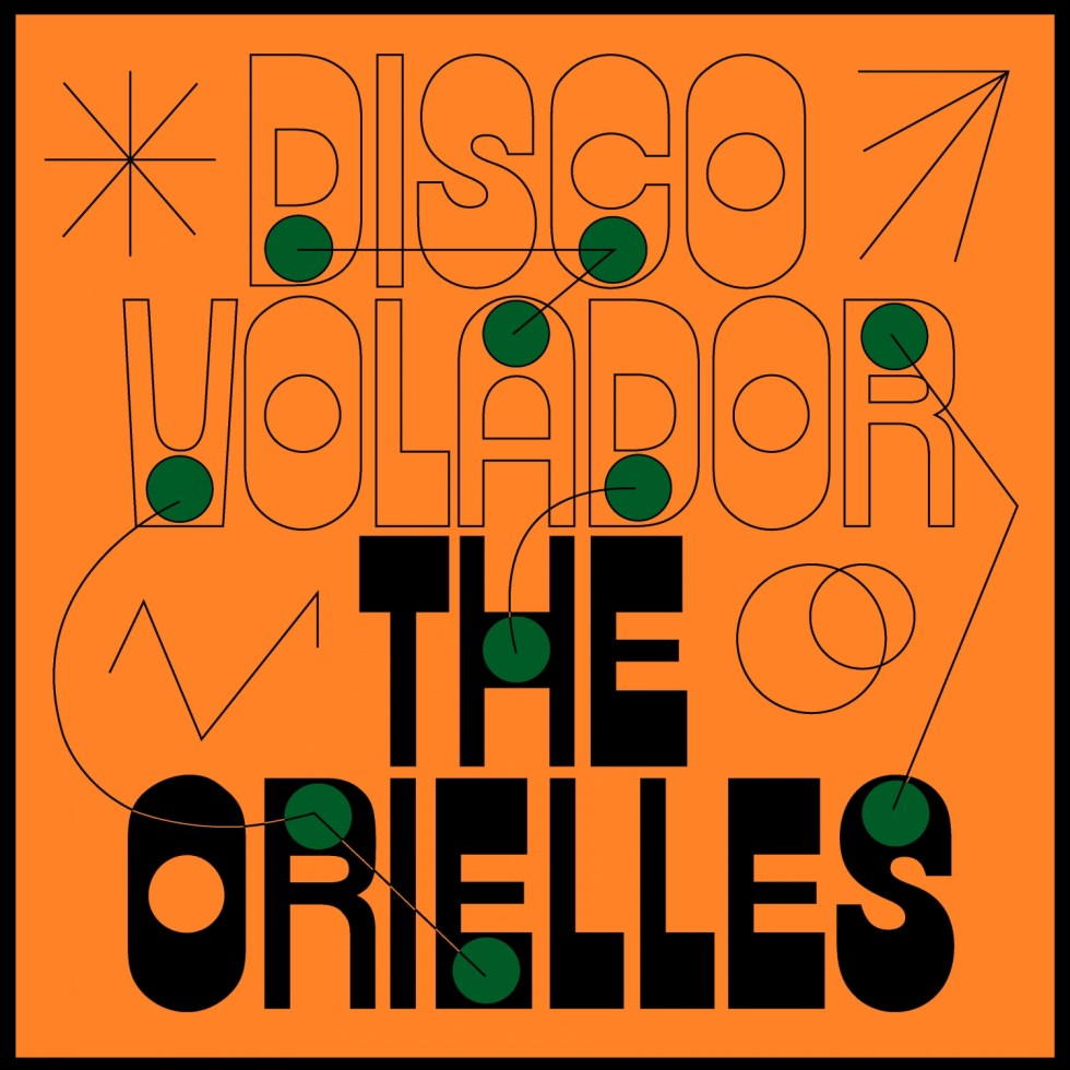 cover The Orielles - Disco Volador