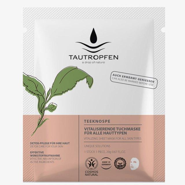 露滴Tautropfen獨特的茶芽活力面膜