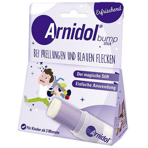 Arnidol bump Stick瘀青膏 15g 滾珠設計方便塗抹