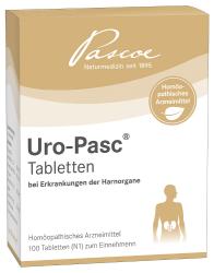 Pascoe Uro-Pasc Tabletten 改善膀胱 – 前列腺系統不適 100顆