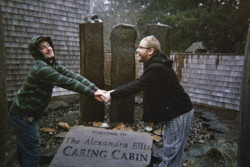 Caring Cabin - Family Visits
