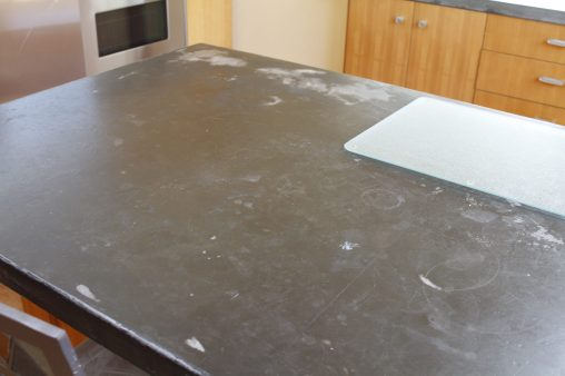 Caring Cabin - Old Counter Top