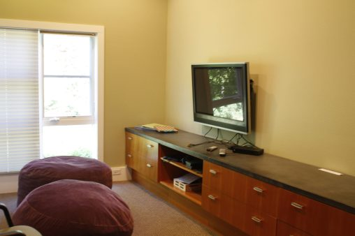 Caring Cabin - Old Media Room