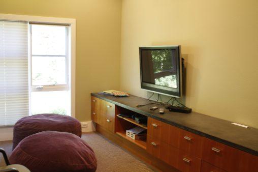 Caring Cabin - Old Media Room