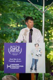 Golf for Joy - Speaker John Grothe