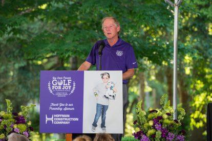 Golf for Joy - Speaker Gay Davis
