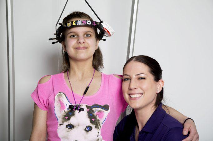CCA Hero Emily and Chemo Pal