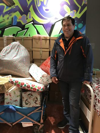 Hope for the Holiday Drop Off Party