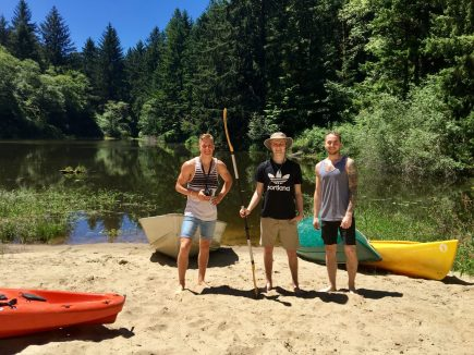 D.J._at_the_lake_with_Matthew_and_Andrew
