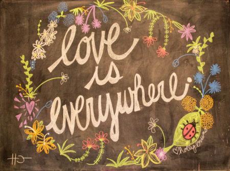 Love Is Everywhere - Music Heals