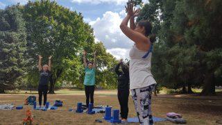 NatureRx Yoga