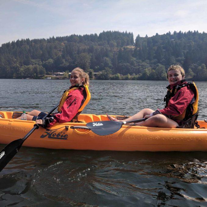 Kayaking NatureRx