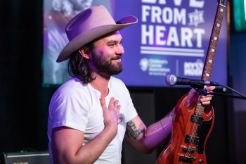 Live from the Heart Shakey Graves