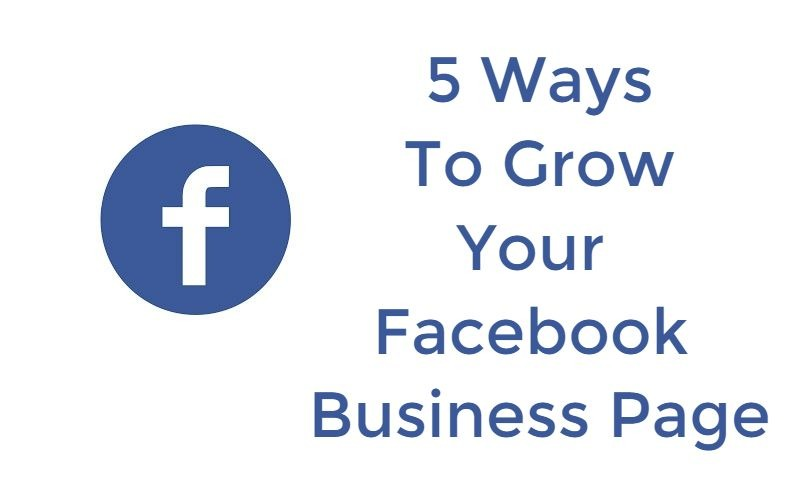 JoySchneider.com 5 Ways To Grow Your Facebook Business Page