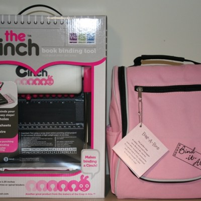The Cinch & the Pink Bind It All Compared