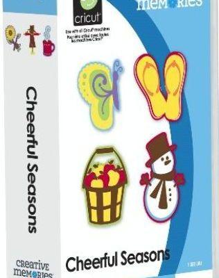 2 New Cricut Cartridges Partnership with Creative Memories