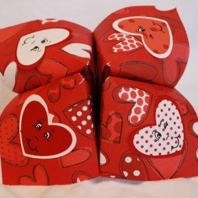 Valentine Fortune Teller by Amanda